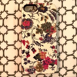 Tory Burch iPhone 7/8 case